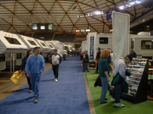 Making an RV show work for you
