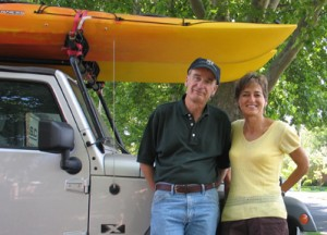 Truck campers, Part 5: Authors Terri & Mike Church always traveling, updating guidebooks
