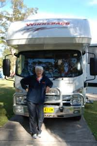 Olympian Dawn Fraser part of RV fuel run in Australia