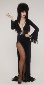 Elvira - Mistress of the Dark, not a typical RVer