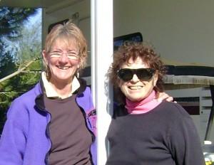 Short visit with RV author Alice Zyetz