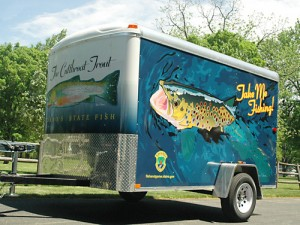 'Take Me Fishing' trailer travels Idaho angling for kids