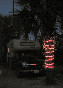 Merry Christmas from Florida's Gulf Coast