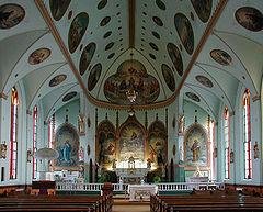 St. Ignatius Mission is compelling RV Short Stop in northwest Montana