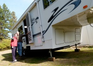 Last minute details on our third Snowbird RV trip south to Arizona, Texas