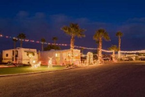 Professional photographer Stephen Chalmers remembers Christmas in Quartzsite