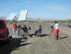 RVer and author Jaimie Hall Bruzenak on CBS 'This Morning'