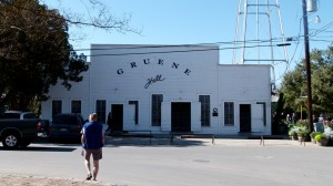 Gruene, Texas, perfect Hill Country RV Short Stop