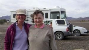 Update on solo RVer snowbird Joyce Caudell