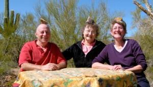 Catching up with RV friend Joyce Caudell in Arizona