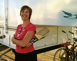 'Cooking in an RV Kitchen' -- part 2 with Evanne Schmarder