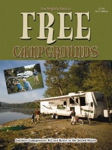 Don Wright's new 'Free Campgrounds' 14th edition