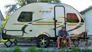 'Small towable RVs' part 3 -- Watch your weight