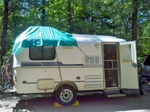 Latest RV adventure of Kevin & Jane Justis