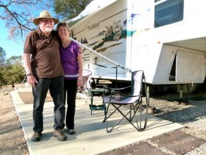 'Boondocking' part 3 -- Fulltime RVers Paul and Becky Bates are 'independent' campers