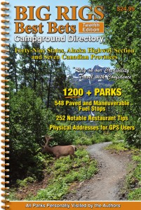 Another RV holiday gift suggestion: 'Big Rig Best Bets Campground Directory'