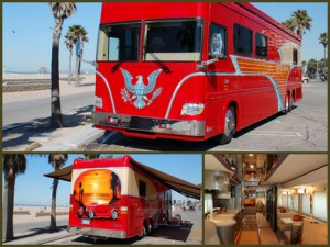 Travel Channel hosts 'Mega RV Countdown' on 1/6/13