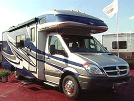 'Ease into buying an RV'