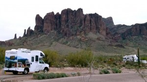 RV rentals are popular options for family vacations