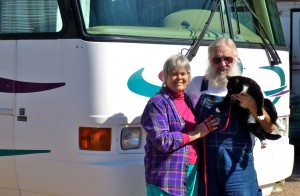 Oregon couple loves their RV lifestyle