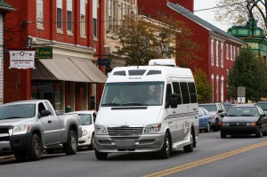 Class B RVs, Part 1-- 'Is it a family van or a recreation vehicle?'