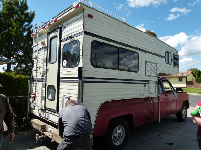 Lite Truck Camper Craigslist