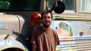 Joe Vachon - an itinerant green blacksmith