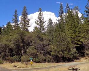 Report from RVers near Yosemite Rim Fire