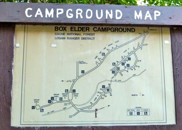 Rv Wheel Life 187 Blog Archive 187 Usfs Box Elder Campground