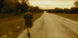 Walking down a rural lane in Texas Hill Country, Jimmy Smith is transported back to being 7 years-old