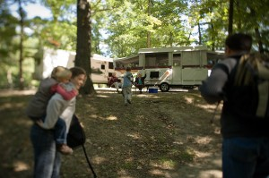 RVing with Kids, part 4: Online resources to find campgrounds on public, private lands