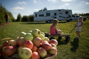 RVing with Kids, part 3: Planning tips from RV mom Carley Alexander = involve kids early