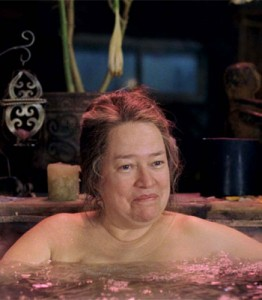 Kathy Bates loves her RV, hitting the open road