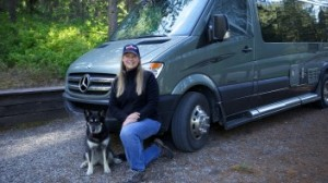 A dozen safety tips by solo RVer Laura Robinson