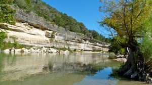 Texas' Guadalupe River State Park for active campers