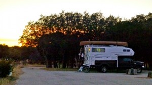 Caverns of Sonora in west Texas is perfect RV Short Stop, plus camping