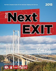 2015 'Next Exit' ... always know what's up ahead