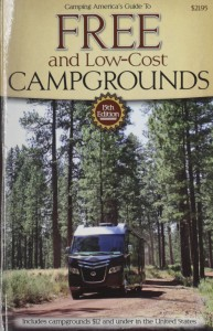 Are printed campground directories on the way out? Looks that way ... however I still use them