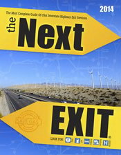 2014 'Next Exit' ... always know what's up ahead