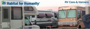 Habitat's RV Care-A-Vanners looking for volunteers