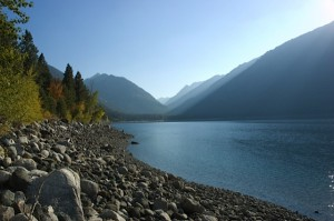 Wallowa Lake State Park in northeast Oregon