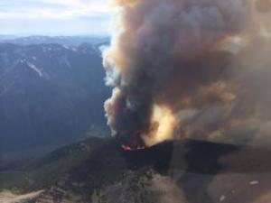 Wildfires continue to scorch Northwest wild lands