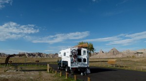 Badlands National Park, crisp, stark, breathtaking