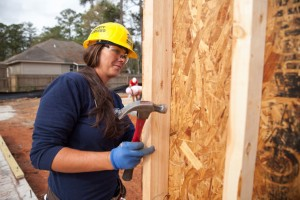 2016 Women Build Week -- 4/30-5/8, Mother's Day