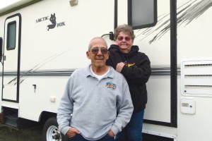 RVers love motorsports, Part 4 - 'Donna & Wayne Roberson have a passion for sprint car racing'
