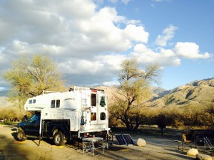 End of Snowbird Season ... check out free 'Concert Series' at Catalina State Park