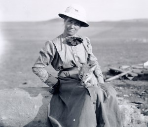 Pioneer photographer  Evelyn J. Cameron's gallery -- a fascinating RV Short Stop in eastern Montana