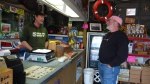 Stop for a while in Charleston, a 'working fishing village' -- on southern Oregon coast