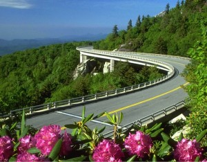 "Blue Ridge Parkway -- camping, meandering along ""America's Favorite Drive"