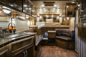 Equine RVs, part 2: Living quarters horse trailer